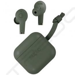 Sudio ETT True Wireless Bluetooth Noise-Cancelling In-Ear Earphone with Mic - Green