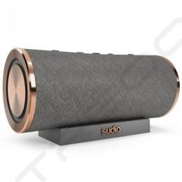 Sudio Femtio Wireless Bluetooth Portable Speaker - Anthracite Copper