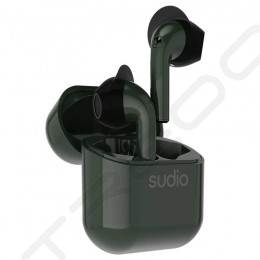 Sudio Nio True Wireless Bluetooth In-Ear Earphone with Mic - Green