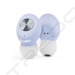 Sudio Tolv True Wireless Bluetooth In-Ear Earphone with Mic - Pastel Blue