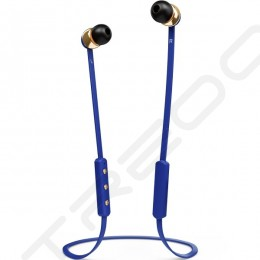 Sudio Vasa Blå Wireless Bluetooth In-Ear Earphone with Mic - Blue