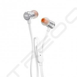 JBL T210 In-Ear Earphone with Mic - Grey