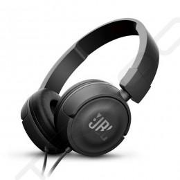 JBL T450 On-Ear Headphone with Mic - Black