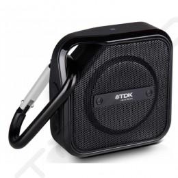 TDK TREK Micro A12 Wireless Bluetooth Portable Speaker