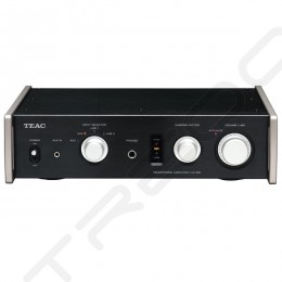TEAC HA-501 Desktop Headphone Amplifier - Black