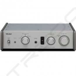 TEAC HA-501 Desktop Headphone Amplifier - Silver