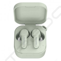 thecoopidea Beans Pro 2 True Wireless Bluetooth Noise-Cancelling In-Ear Earphone with Mic - Olive Grey
