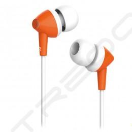 TiinLab CT701 In-Ear Earphone with Mic - Orange