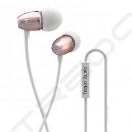 Fischer Audio Totem Paco FE-131 In-Ear Earphone with Mic - Rose Gold