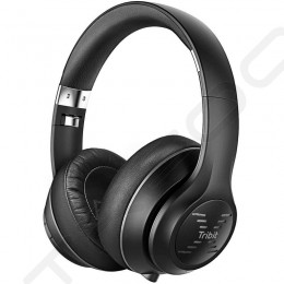 Tribit XFree Tune Wireless Bluetooth Over-the-Ear Headphone with Mic