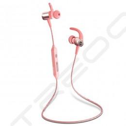 Purdio Flash SX35 Wireless Bluetooth In-Ear Earphone with Mic - Angel Pink