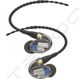 Westone UM PRO 20 Universal-Fit In-Ear Earphone - Clear