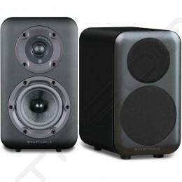 Wharfedale Diamond 320 2-Way Passive Bookshelf Speaker - Black
