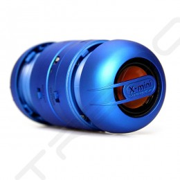 X-mini MAX Capsule Portable Speaker - Blue