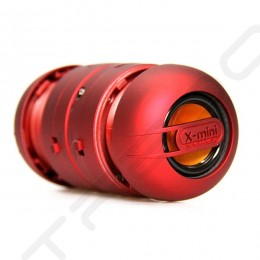 X-mini MAX Capsule Portable Speaker - Red