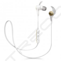 Jaybird X3 Wireless Bluetooth In-Ear Earphone with Mic - Sparta White