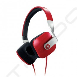 Yamaha HPH-M82 On-Ear Headphone with Mic - Red