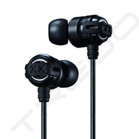 JVC HA-FX11X In-Ear Earphone - Black