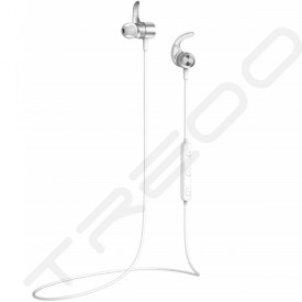 AVIOT WE-D01c Wireless Bluetooth In-Ear Earphone with Microphone - Silver