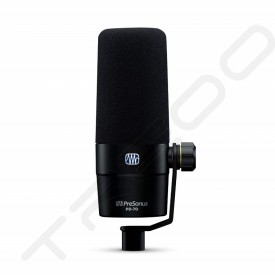 PreSonus PD-70 Dynamic Vocal Mic for Broadcast, Podcast and Live-streaming