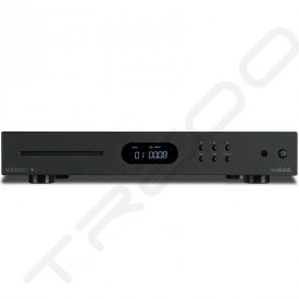 Audiolab 6000CDT CD Transport Black Front