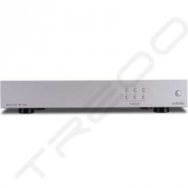 Audiolab 6000N Play Wireless Audio Streamer Player Silver Front