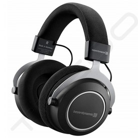 Beyerdynamic Amiron Wireless Bluetooth Over-the-Ear Headphone with Mic - Black