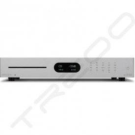 Audiolab 8300CD CD player, Usb Dac & Digital Preamplifier-silver front