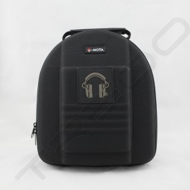V-Mota Large Headphone Carrying Case with Customizable Foam Inserts