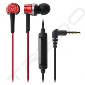 Audio-Technica ATH-CKR30iS (Red)