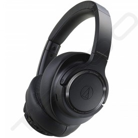 Audio-Technica ATH-SR50BT Wireless Bluetooth Over-the-Ear Headphone with Mic