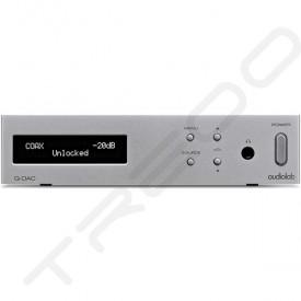 Audiolab Q-DAC Pre-Amplifier & USB DAC FRONT