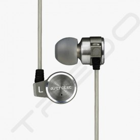 Astrotec AX60 3-Driver Hybrid In-Ear Earphone - Silver