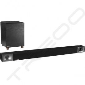 Klipsch Soundbar Bar 40 Speaker with Wireless Subwoofer - Black