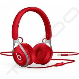 Beats EP On-Ear Headphone with Mic - Red