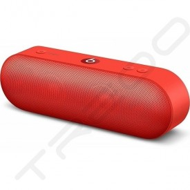 Beats Pill+ Wireless Bluetooth Portable Speaker - Red