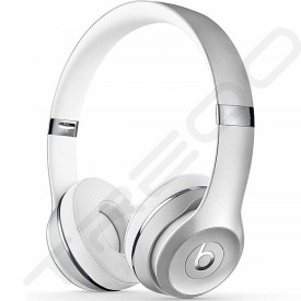 Beats Solo³ Wireless Bluetooth On-Ear Headphone with Mic - Silver