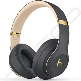 Beats Studio3 Wireless Bluetooth Noise-Cancelling Over-the-Ear Headphone with Mic - Shadow Grey