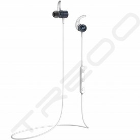 AVIOT WE-D01c Wireless Bluetooth In-Ear Earphone with Microphone - Navy Blue
