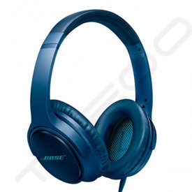 Bose SoundTrue Around Ear II Over-the-Ear Headphone with Mic (for iPhone / iPod) - Navy Blue