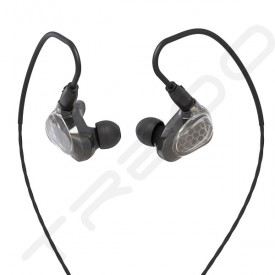 Brainwavz HEX 3-Driver In-Ear Earphone - Black