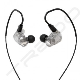 Brainwavz HEX 3-Driver In-Ear Earphone - Stay Frosty