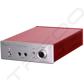 Cayin HA-3 Desktop Tube Amplifier & USB DAC