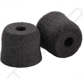 Comply Sport S-100 Foam Eartips (Medium 2-Pairs) - Black_1