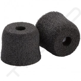 Comply Sport+ SX-100 Foam Eartips (Medium 2-Pairs) - Black_1