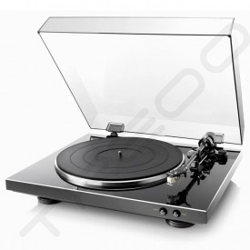 Denon DP-300F Fully Automatic Belt-Drive Stereo Turntable (Analog)