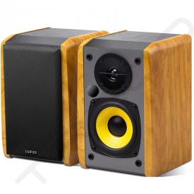 Edifier R1010BT Powered Bluetooth Speakers - Brown