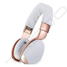 Nakamichi Elite Wireless Bluetooth Over-the-Ear Headphone - White
