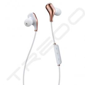 Nakamichi Elite X1 Wireless Bluetooth Earphone - Rose Gold