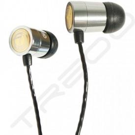 Fischer Audio Silver Bullet v.2 In-Ear Earphone